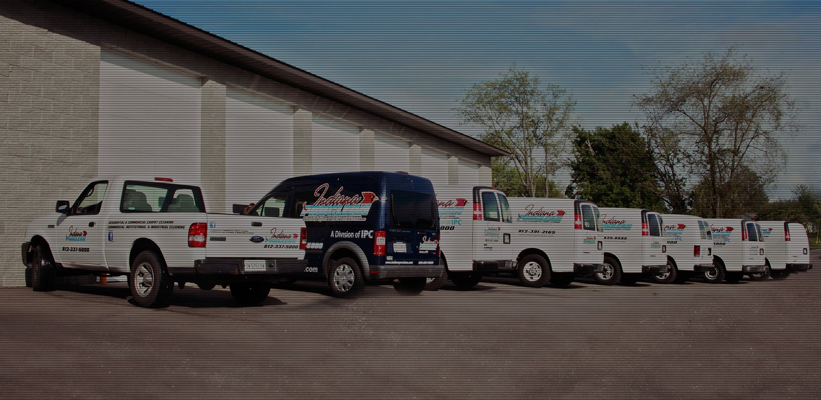 Bloomington Carpet Cleaning Fleet 2